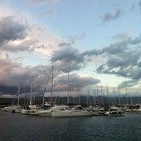 Photo taken at Porto dell'Etna - Marina di Riposto by Елизавета Л. on 11/5/2012
