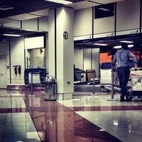Photo taken at Bahrain International Airport by Manal B. on 3/20/2013