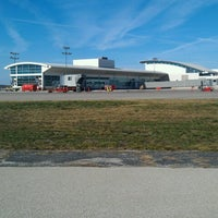 Photo taken at Quad City International Airport (MLI) by Michael W. on 10/10/2012