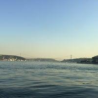 Photo taken at İstinye İskelesi by Gamze U. on 4/24/2018