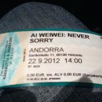 Foto tirada no(a) Kino Andorra por Alistair em 9/22/2012