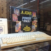 Photo taken at Helsinki Computer & Game Console Museum by Alistair on 5/19/2014