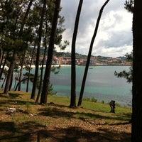 6/29/2014 tarihinde Juan Luis H.ziyaretçi tarafından Gassho Sanxenxo Lounge Bar-Café'de çekilen fotoğraf