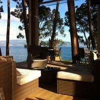 7/29/2013 tarihinde Juan Luis H.ziyaretçi tarafından Gassho Sanxenxo Lounge Bar-Café'de çekilen fotoğraf