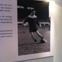 Photo taken at The Cafè At Craven Cottage by Michael B. on 5/29/2013