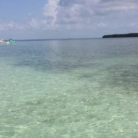 Photo taken at Elliot Key by Adam S. on 8/10/2014