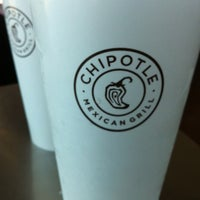 Photo taken at Chipotle Mexican Grill by Leonard D. on 10/14/2012