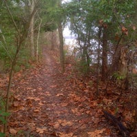 Photo taken at Clyde Fant Trail by Brent S. on 12/21/2014