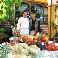 Foto tomada en Restaurante Sociedad Plateros Maria Auxiliadora por Restaurante S. el 1/5/2013