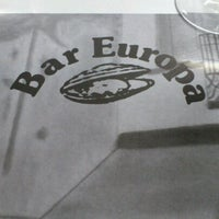 Photo taken at Bar Europa by Francisco A. on 12/5/2012
