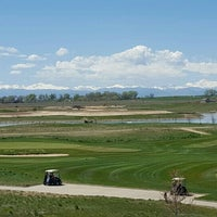 Photo taken at Heritage Todd Creek Golf Club by Clint V. on 5/4/2016