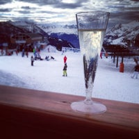 Photo taken at Cafetería 1800 Baqueira/Beret by Christian B. on 2/20/2014