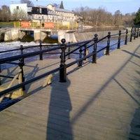 Photo taken at Trent-Severn Waterway Lock 33 - Lindsay by Richard H. on 11/17/2012