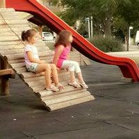 Photo taken at Prof. Dr. Halis Ruhi Ekingen Parkı by İlker G. on 7/19/2015