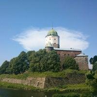 Снимок сделан в Башня Святого Олафа пользователем Федор С. 6/27/2013