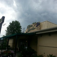 photo taken at olive garden by nick w on 882013 - Olive Garden Altoona Pa