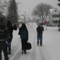 Photo taken at East End by Nick W. on 3/18/2013