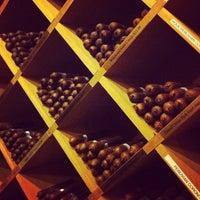 Photo taken at La Casa De La Habana Cigar Bar by Brian M. on 12/21/2012