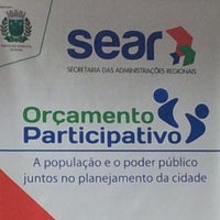 Photo taken at Prefeitura Municipal de Bauru by Ivo L. on 6/11/2013