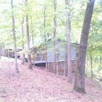 Photo taken at Wilderness Lodge by Jennifer M. on 9/28/2012