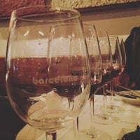 Photo taken at Barcelona Wine Bar - South End by Angele S. on 10/16/2015