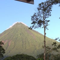 Photo taken at Volcán Arenal by Gustavo T. on 1/2/2013