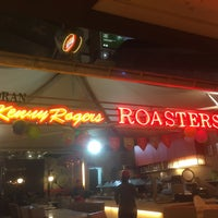 Photo taken at Kenny Rogers Roasters by Eyla K. on 5/4/2016