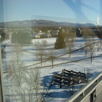 Photo taken at McCardell Bicentennial Hall by Nancie R. on 1/18/2013