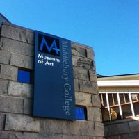 Photo taken at Middlebury College Museum of Art by Nancie R. on 9/16/2012