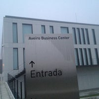 Photo taken at Aveiro Business Center by Pedro S. on 10/11/2013