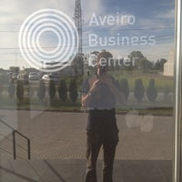 Photo taken at Aveiro Business Center by Pedro S. on 6/4/2013