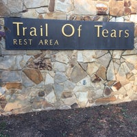 Photo taken at Trail of Tears Rest Area - Northbound by Ken D. on 11/26/2016