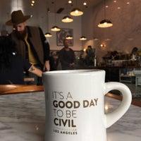 Снимок сделан в Civil Coffee пользователем Kate R. 5/21/2018