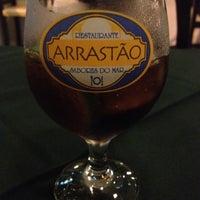 Photo taken at Restaurante Arrastão by Denis S. on 11/17/2012