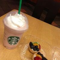 Photo taken at Starbucks by Shinae L. on 6/1/2013