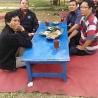 Photo taken at Lapangan Mataram by NURYADI -. on 10/19/2014