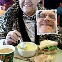 Photo taken at Panera Bread by Martin W. on 12/18/2013