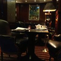 Photo taken at Tiffany Hôtel by Anil D. on 2/1/2013
