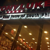 Photo taken at Tony Luke's by Nojod on 10/6/2013