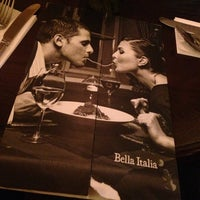 Photo taken at Bella Italia Manchester Deansgate by Nojod on 1/17/2014