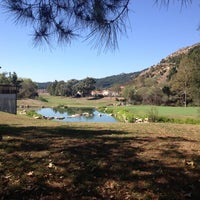Photo taken at Eagle Crest Golf Course by Daniel M. on 10/18/2013