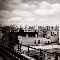 Photo taken at MTA Subway - Astoria/Ditmars Blvd (N/W) by Jared S. on 4/16/2013