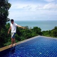 Photo taken at Pannapa Resort & Spa by Macky P. on 10/15/2014