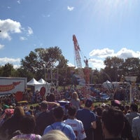 รูปภาพถ่ายที่ World Maker Faire โดย Pricilla W. เมื่อ 9/30/2012