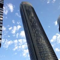 Foto tomada en Hotel Eurostars Madrid Tower por @StratosAthens el 7/1/2013