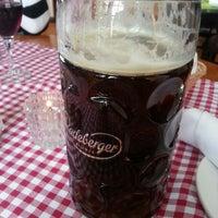 Photo taken at Old Heidelberg German Restaurant by Ian A. on 2/20/2014