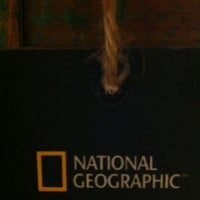 Photo taken at National Geographic Store by Mirza A. on 2/24/2013
