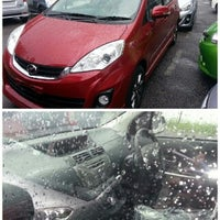 Photo taken at Perodua Service Centre (Taiping) by Mohd Z. on 5/10/2014