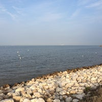 Photo taken at BayShore Park by Greg W. on 2/23/2014