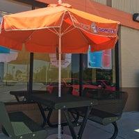 Photo taken at Dunkin' Donuts by Kortney B. on 5/8/2016